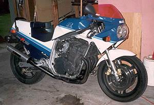 80's Sportbikes: 1987 GSX-R 750