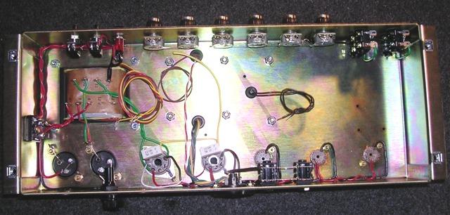 AmpMonster Tube Amplifier Repair: JMP-50 Clone